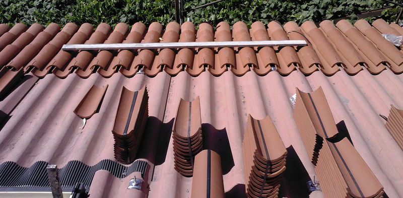 Tiled roof reforms (various)