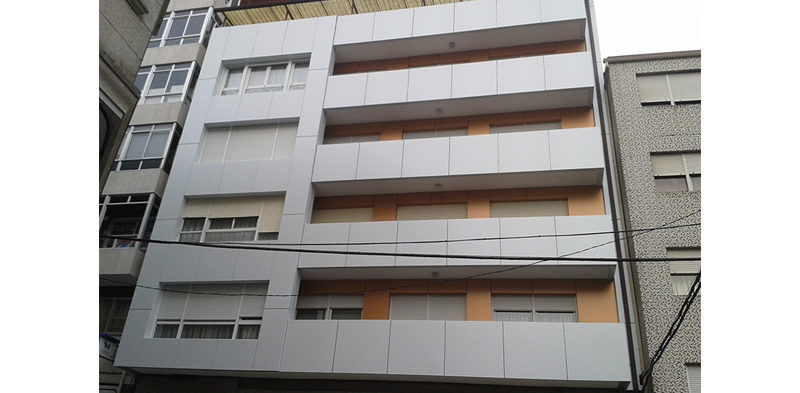 Renovation of San Paio 03 facade