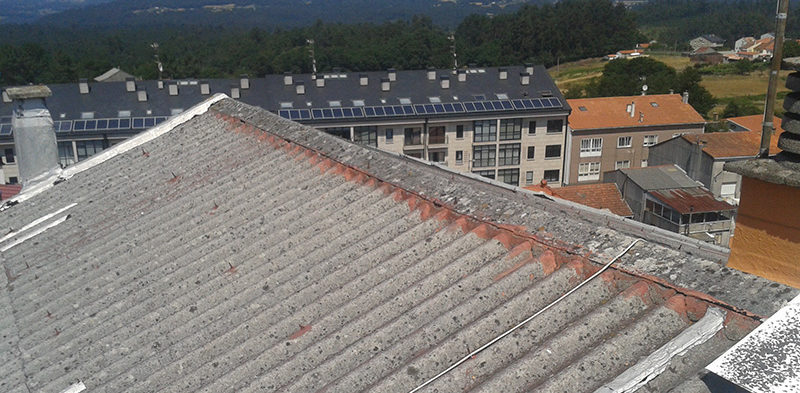 Sandwich panels roof reforms (various)